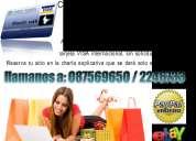 Aprenda a comprar y vender por internet, visa o mastercard sin trámites y gana dinero