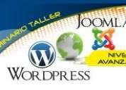 Cursos ecuador-diseÑo web- marketing-joomla- wordpress-posicionamiento web-publicidad- cap