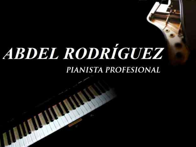 Profesor de Música - Piano (teclado)