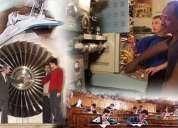 Estudiar ingenieria aeronautica ecuador
