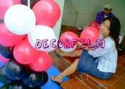 Curso de globos en guayaquil