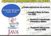 Curso para programacion en java