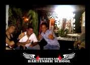 Curso de bartender !!! guayaquil en motorflair escuela de bartenders