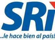 Contador -asesor externo. declare bien sus impuestos