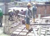 Arquitecto construccion , diseÑo y planificaciÓn