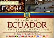Organo gold ecuador