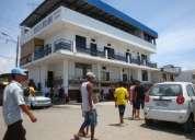 Alquilo habitaciones frente al mar en san jacinto-manabi