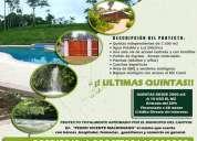 ¡¡¡ de oportunidad quinta ecolÓgica en quito !!! inf:2020660