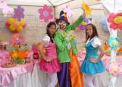 animaciones de fiestas infantiles tia dayana con mini hora loca