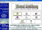 .sistema contable integrado multinegocios