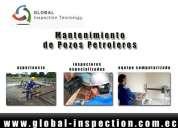 Limpieza de pozos petroleros en ecuador ::  global inspection