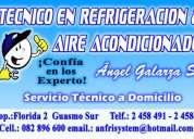 Angel galarza  tecnico  en  refrigeracion &   aire acondicionado