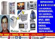 Tecnico rodrigo duran 091239995  samsung,lg,whirlpool,durex,