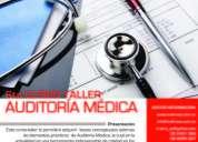 Sexto taller de auditoria medica