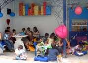 Taller de lectura y escritura para niños y jóvenes