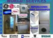 ReparaciÓn de lavadoras,secadoras.refrigeradoras, a domicilio moví) 095-866-920