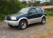 Vendo chevrolete grand vitara