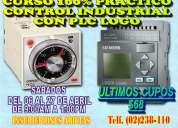 Curso acerca de plcs logo con control industrial ultimos cuposs