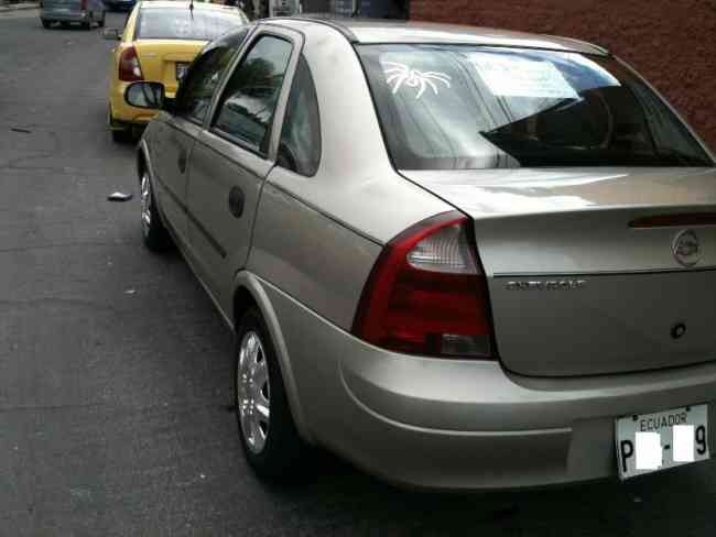 De oportunidad corsa evolution 2006 en $8.800