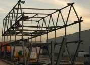 Estructuras metalicas montajes y soldaduras