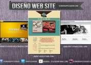 Diseño páginas web | diseño gráfico | e-marketing | eventos |
