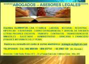 Asesores legales