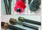 Fabricacion de resistencias electricas y sondas de temperatura herten