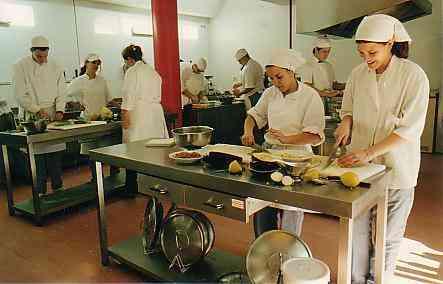 cocinero ayudante de cocina servicios varios