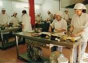 Cocinero - ayudante de cocina - servicios varios, posillero