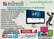 Pullesoft diseño de paginas web ecuador