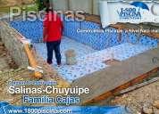 Piscina 1800piscina construimos piscinas a nivel nacional