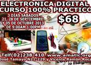 Curso de electronica digital septiembre