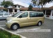 Alquilo furgoneta hyundai h1 para 12 pasajeros turismo mompiche atracames 2334594