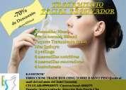 Tratamiento facial renovador