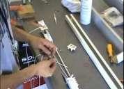 Pemodelacion reparacion instalacion mantenimientos persianas gypsum cielo raso piso flotante