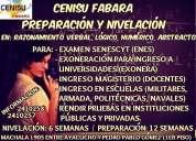 Preparacion examen senescyt, universidades, magisterio, escuela militares, etc