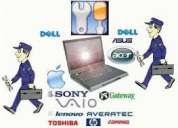 Servicio tecnico y reparaciones todo para su laptop
