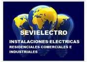 Sevielectro instalaciones electricas