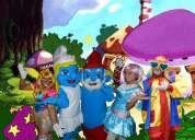 Animaciones infantiles magicas y divertidas 042817784-0980067105