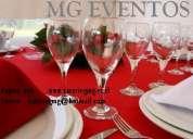 Catering eventos  para todo compromiso social