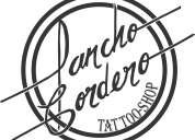Pancho cordero tattoo shop!