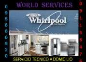 Reparacion lavadoras,secadora,refrigerad,whirlpool,frigidaire,sansung,telf: 233-2716 m) 0995-866-920
