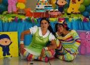 Animacion de fiestas infantiles economicas guayaquil