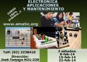 Curso de electrÓnica bÁsica mantenimiento y aplicaciones