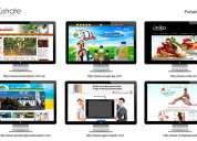 Paginas web de impacto