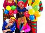 Unicos eventos de payaso animaciones de fiestas infantiles