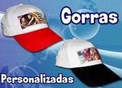 Magnificas gorras personalizadas!!!