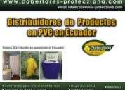 Fabrica de ponchos impermeables pvc