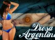 Exclusiva y hermosa transexual argentina la mas deseada de la web