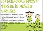 Estimulacion de niÑos y niÑas de 12 meses a 18 meses?